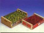 Malla para fruta y mejillon