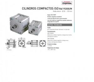CILINDRO COMPACTO ISO